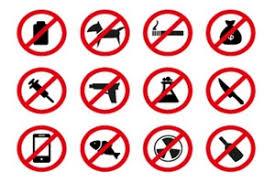 فهرست خرید و فروش اقلام ممنوعه در اینترنت